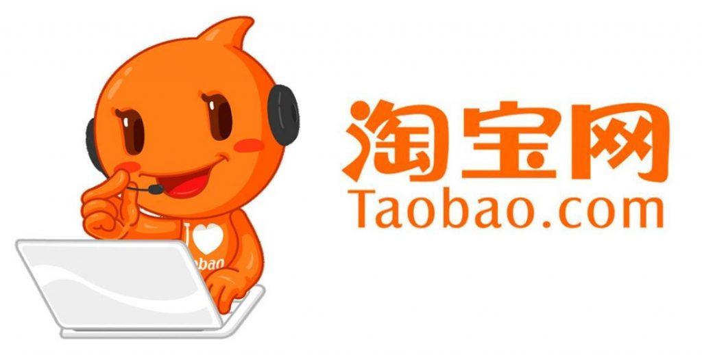 Tìm kiếm sản phẩm trên website Taobao.com